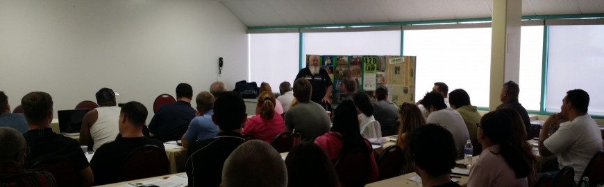 Workshops for cannabis business