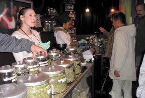 Cannabis dispensary permits