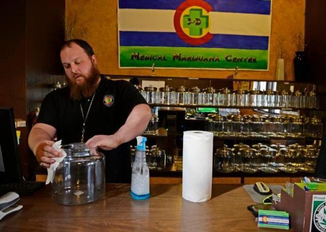 Accounting for marijuana dispensary