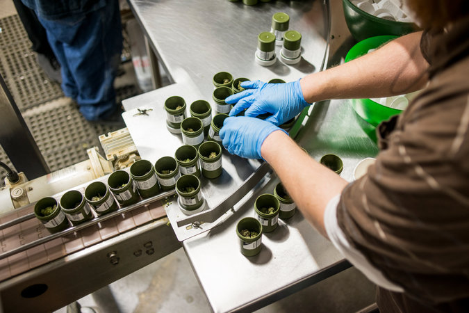 Marijuana packaging applications